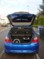 Picture of 2004 MG ZR, exterior, interior