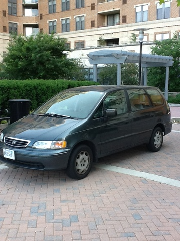 Picture of 1998 Honda Odyssey