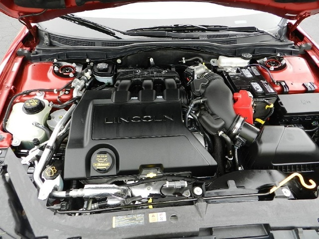 Picture of 2010 Lincoln MKZ Base, engine