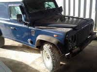 1999 Land Rover Defender Overview