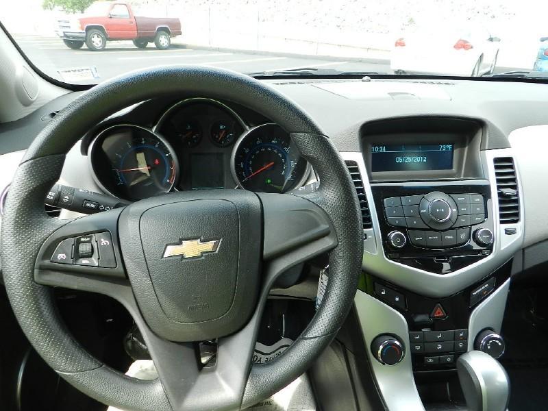 2011 Chevrolet Cruze Interior Pictures Cargurus