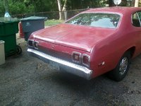 Picture of 1973 Dodge Dart Sport, exterior, gallery_worthy