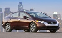 2012 Honda FCX Clarity, exterior right quarter view, exterior, manufacturer