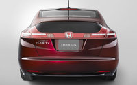 2012 Honda FCX Clarity, exterior rear full view, exterior, manufacturer
