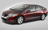 2012 Honda FCX Clarity Overview