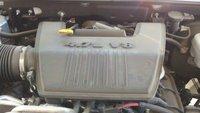 Picture of 2010 Dodge Dakota Laramie Crew Cab 4WD, engine