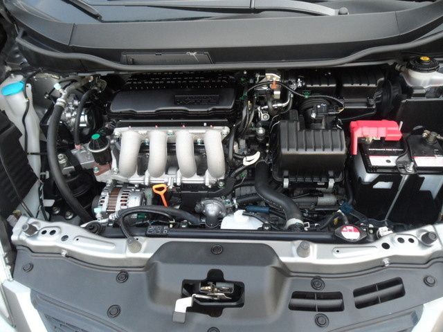 Picture of 2010 Honda Fit Sport, engine, gallery_worthy