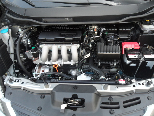 Picture of 2010 Honda Fit Sport, engine