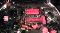 Picture of 1997 Mitsubishi 3000GT 2 Dr SL Hatchback, engine