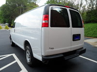 Picture of 2012 Chevrolet Express Cargo 2500, exterior