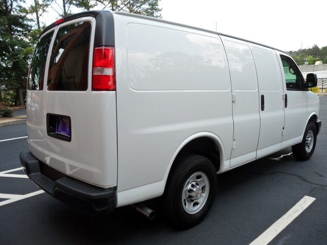 Picture of 2012 Chevrolet Express Cargo 2500, exterior, gallery_worthy