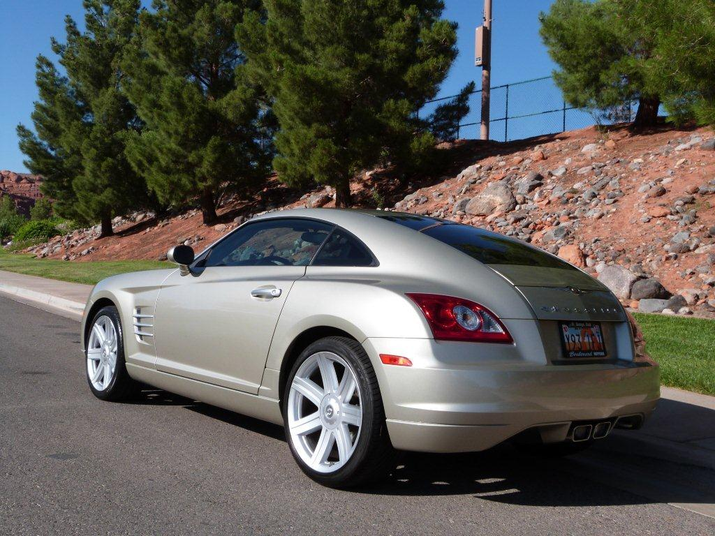 Picture of 2006 chrysler crossfire coupe limited exterior