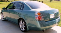Picture of 2003 Nissan Altima 3.5 SE, exterior