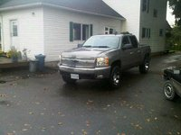 Picture of 2007 Chevrolet Silverado 1500 2LT Crew Cab 4WD, gallery_worthy