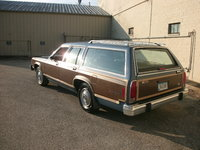 1986 Ford Country Squire Overview
