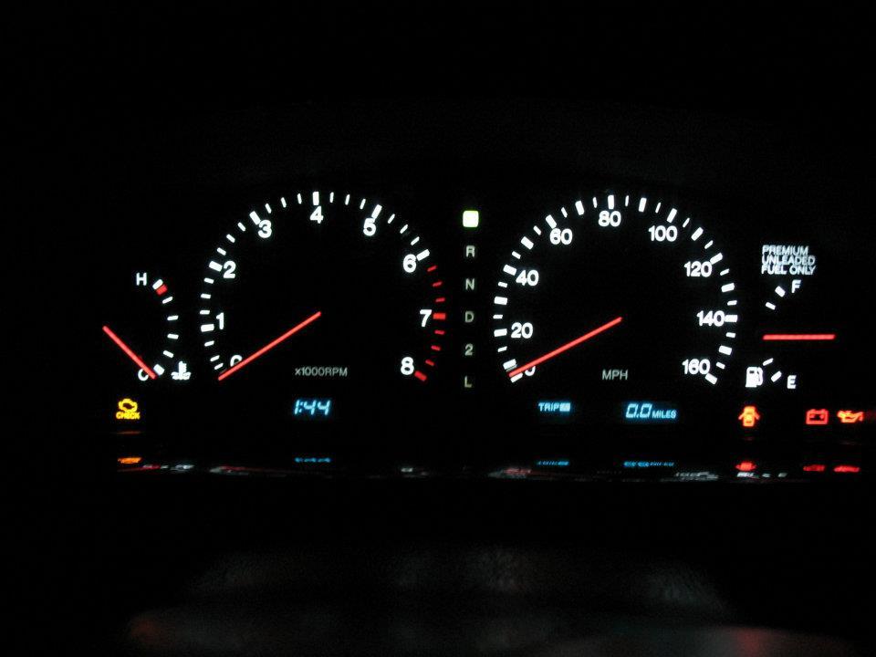 1992 Lexus Sc 400 Interior Pictures Cargurus