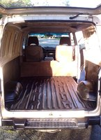 Picture of 1990 Mitsubishi Vanwagon Base Cargo Van, interior
