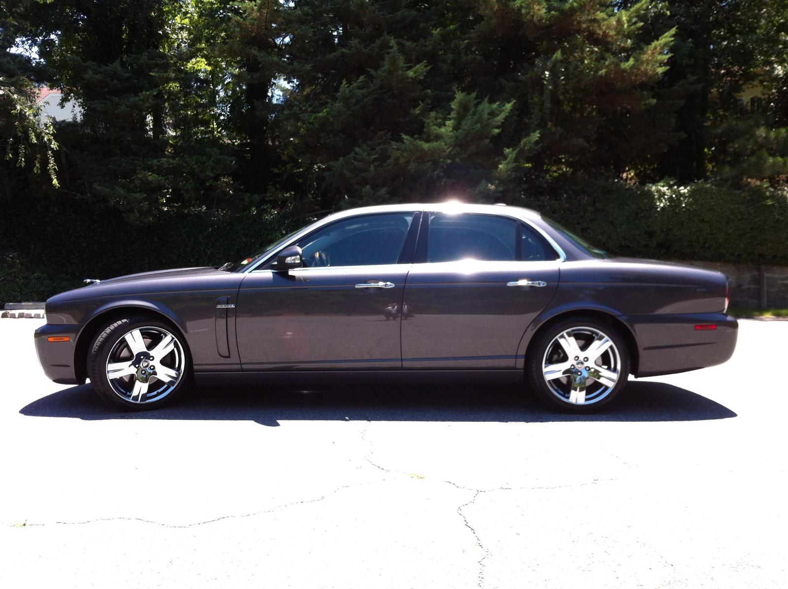 2008 Jaguar Xj Series Pictures Cargurus