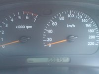 Picture of 1999 Holden Commodore, interior, gallery_worthy