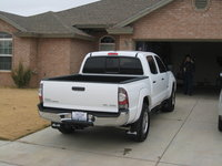 Picture of 2011 Toyota Tacoma Double Cab V6 4WD, exterior