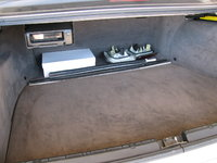 Picture of 1991 BMW M5 Base, interior