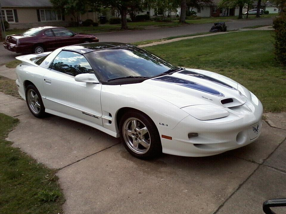 2002 Pontiac Firebird Trans Am Convertible For Sale