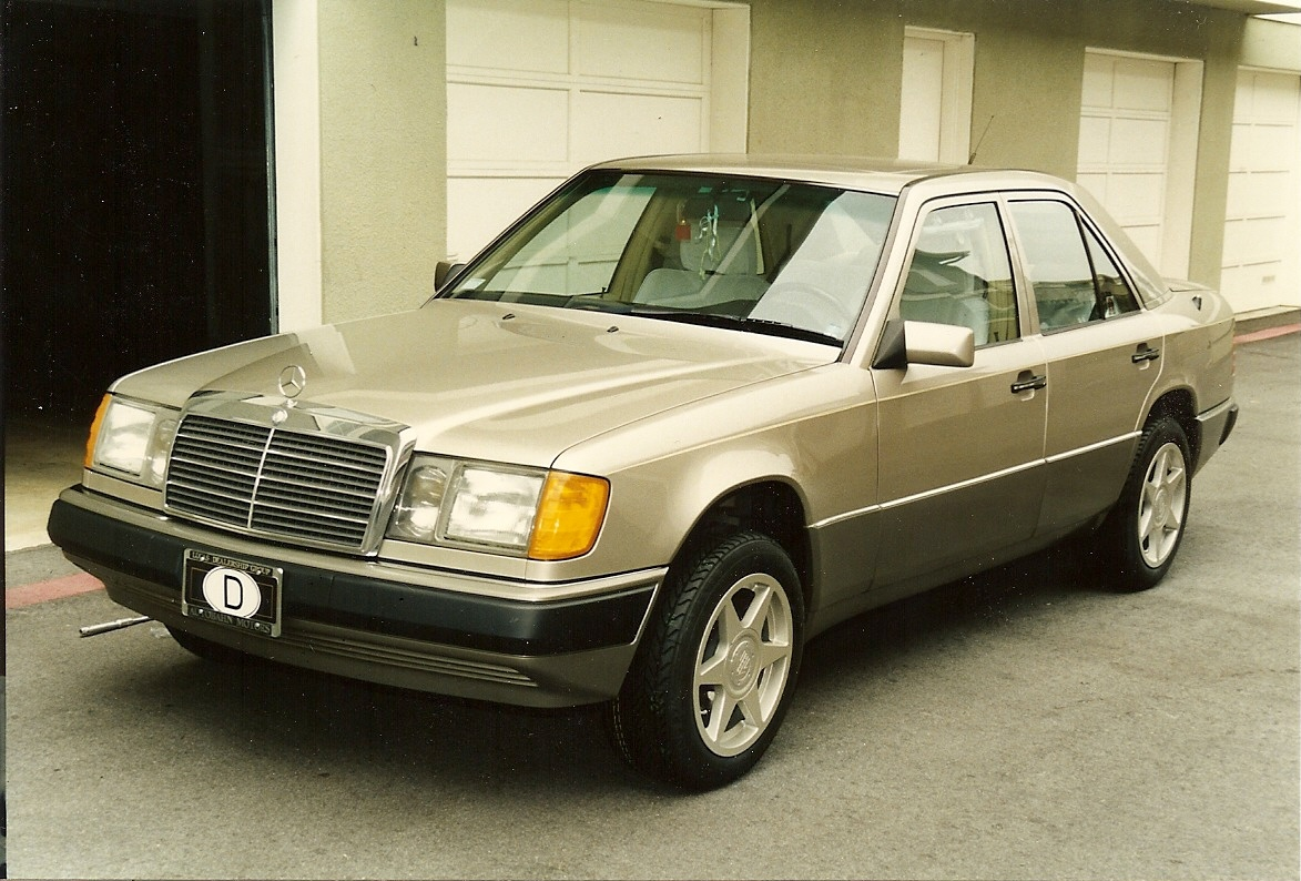 Mercedes Benz 300 Class Questions I Have A 1991 Mb 300e Just 1987 300d Alternator Wiring Diagram Replaced Head Gasket After Having The Machined And Pressure Tested New Water Pump Thermostat