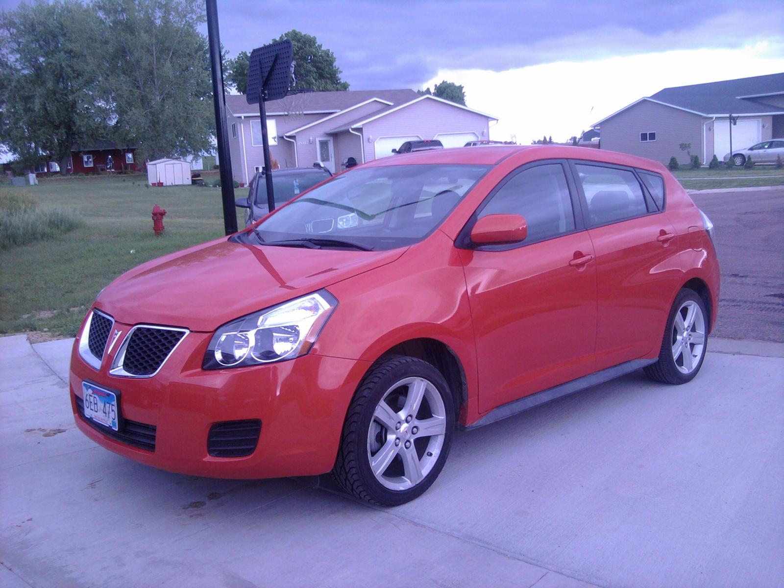 2010 Pontiac Vibe Pictures Cargurus