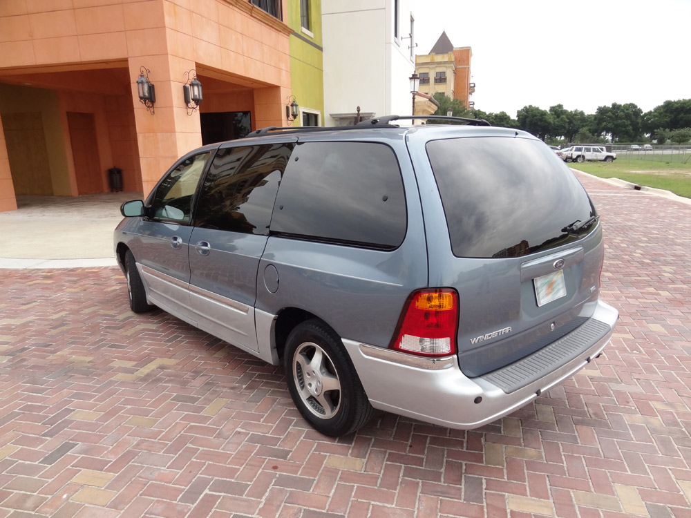 2000 ford windstar window problem