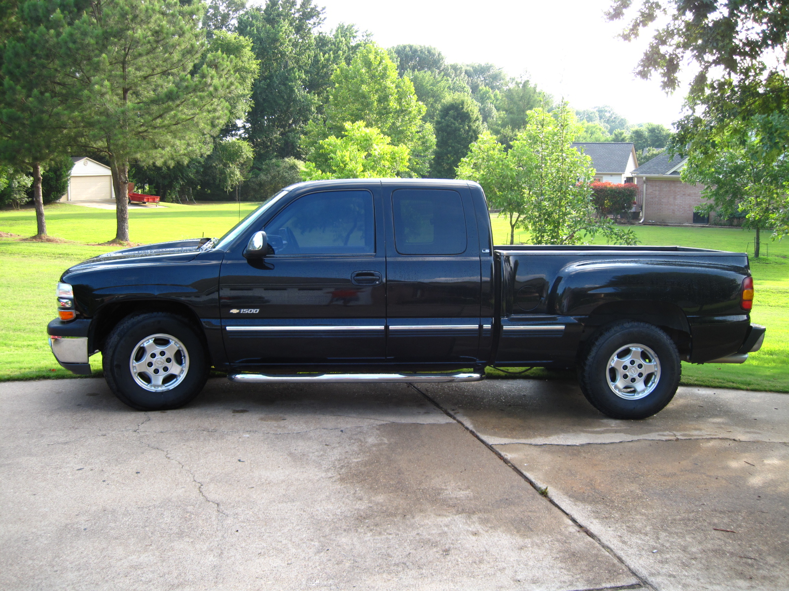 2002 chevrolet silverado 1500 extended cab 4wd ls short autos post. Black Bedroom Furniture Sets. Home Design Ideas