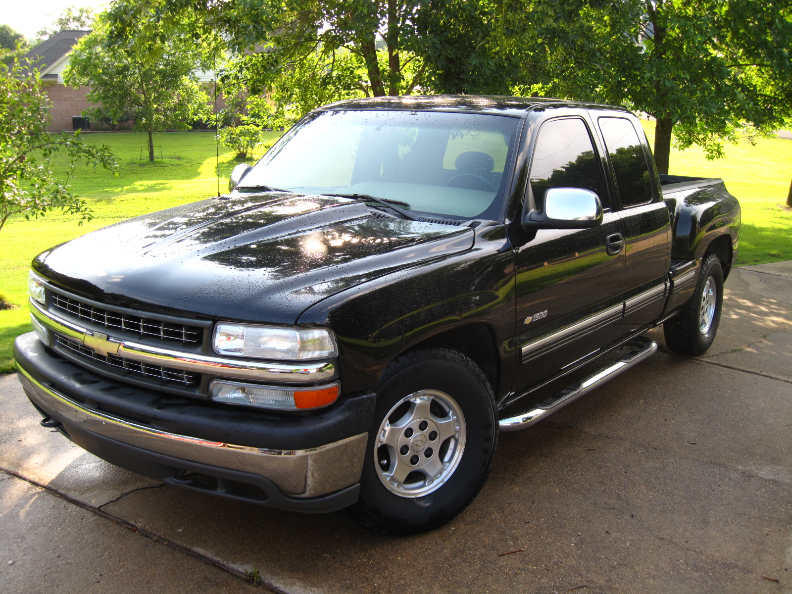 2002 chevrolet silverado 1500 exterior pictures cargurus. Black Bedroom Furniture Sets. Home Design Ideas