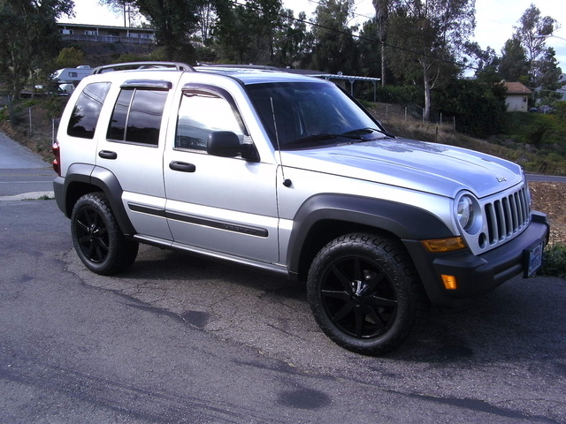 2006 jeep liberty exterior pictures cargurus. Black Bedroom Furniture Sets. Home Design Ideas