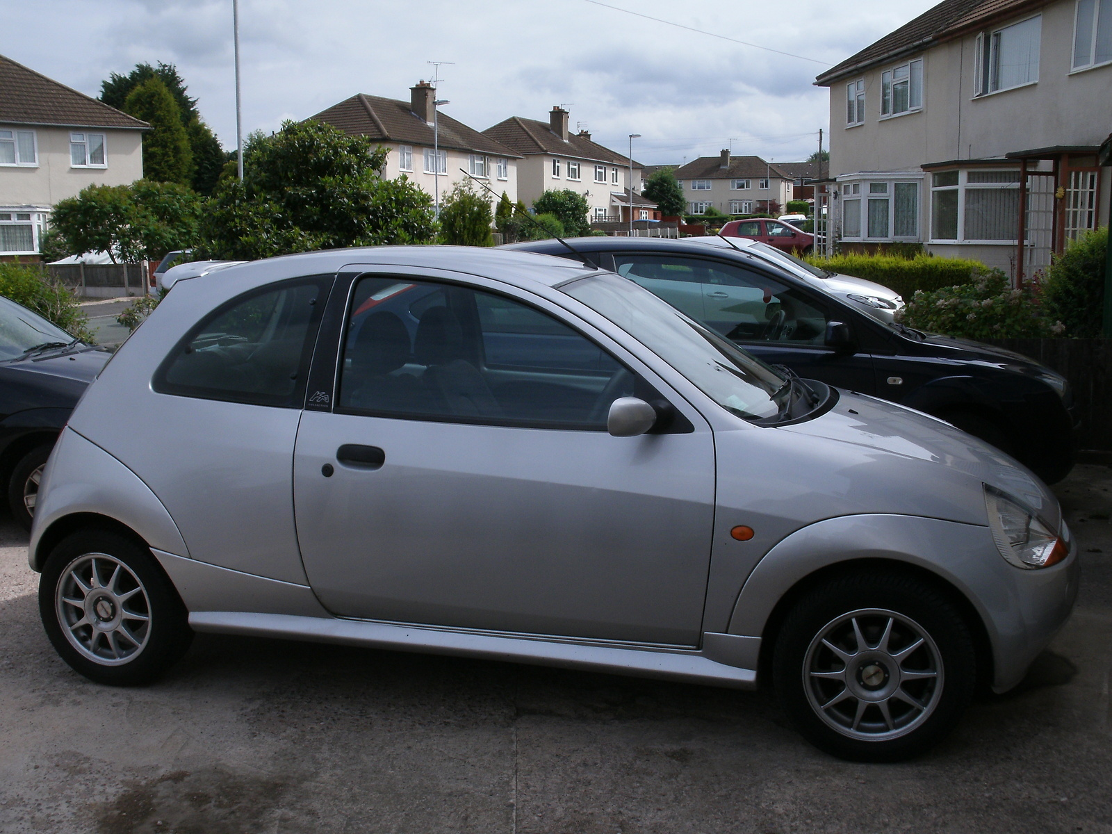 2002 ford ka overview cargurus