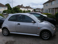2002 Ford Ka Overview