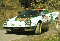 1974 Lancia Stratos Overview
