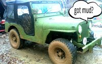 1968 Jeep CJ-5 Picture Gallery