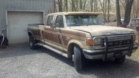 1988 Ford F-350, Truck as a whole, exterior, gallery_worthy