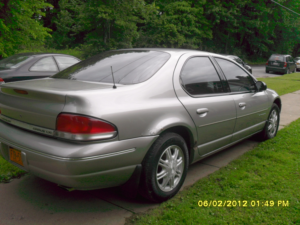 Picture of 1995 Chrysler Cirrus 4 Dr LX Sedan