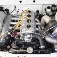 Picture of 1974 Toyota Corolla SR5 Coupe, engine
