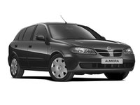 Picture of 2005 Nissan Almera, exterior