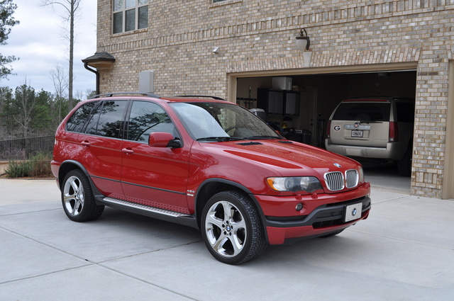 2003 BMW X5 4.6is AWD, 2003 X5 4.6is, exterior, gallery_worthy