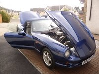 1997 TVR Chimaera Overview