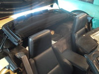 Picture of 1987 Chevrolet Corvette Convertible, interior