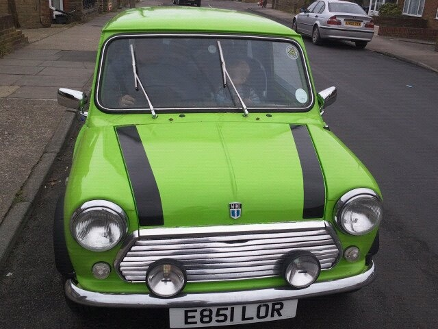 Picture of 1987 Rover Mini
