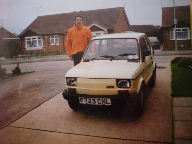 Picture of 1988 Fiat 126