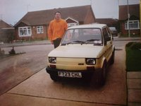 1988 FIAT 126 Overview
