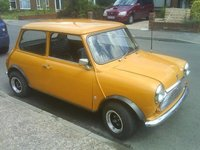 1973 Austin Mini Overview