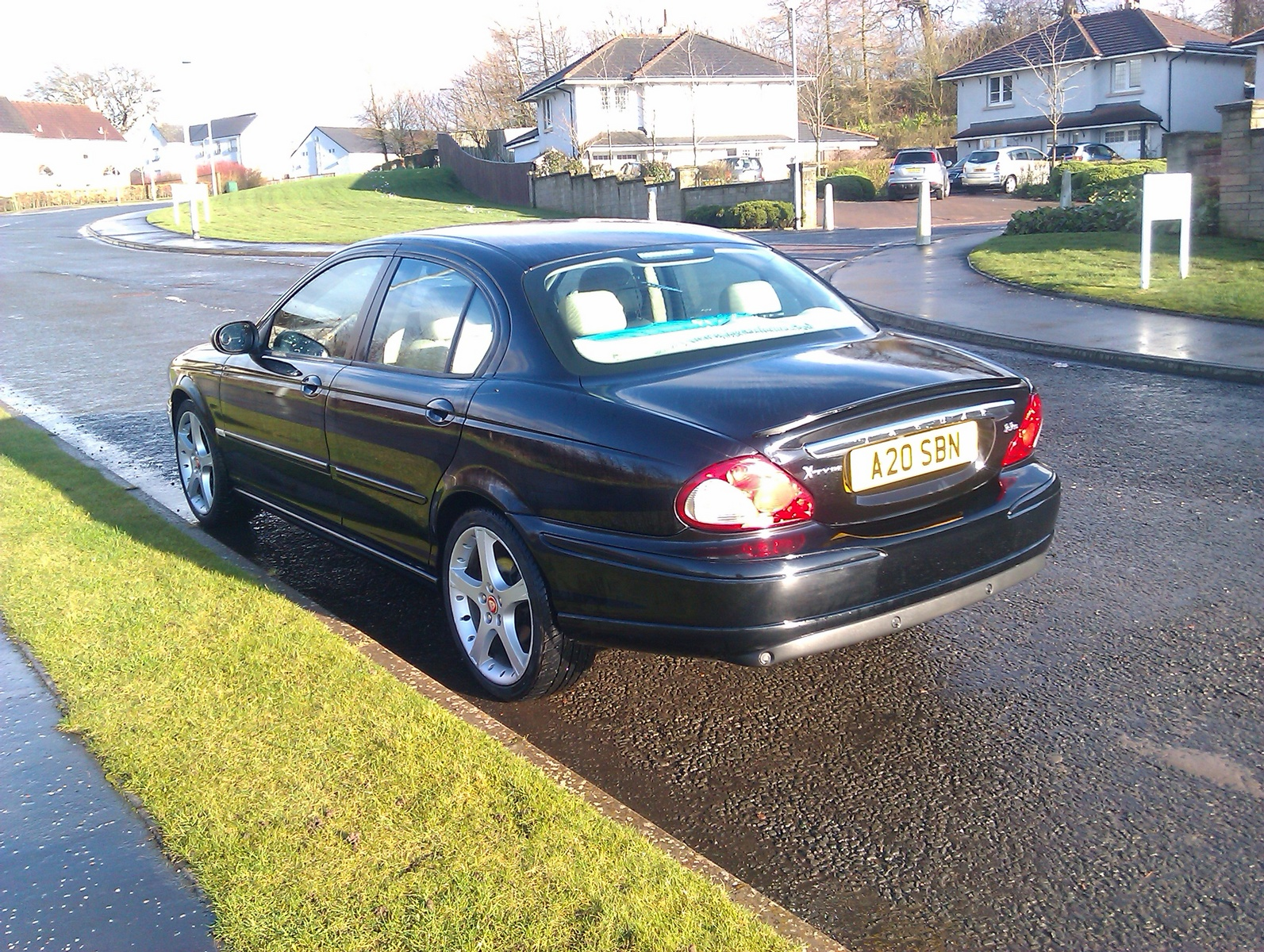 Picture of 2006 Jaguar X-Type