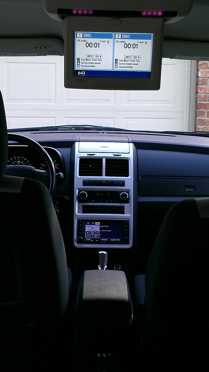 2009 Dodge Journey SXT AWD - Pictures - Picture of 2009 Dodge Journey ...
