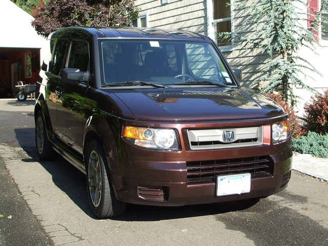 Picture of 2008 Honda Element SC, exterior, gallery_worthy